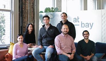 צוות החברה והמייסדים, קרדיט: At Bay